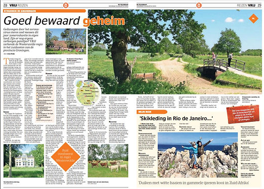 Bed and breakfast B en B Telegraaf 15 au