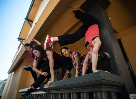 """Reflections on Twisted Oak Dance Theater's """"Constants & Variables: Second Homes"""""""