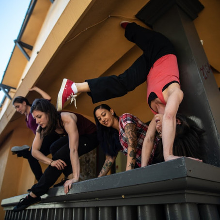 "Reflections on Twisted Oak Dance Theater's ""Constants & Variables: Second Homes"""