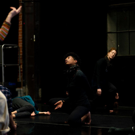Improvising In Practice: Reflections from a workshop with Jesse Zaritt in a time of COVID-19