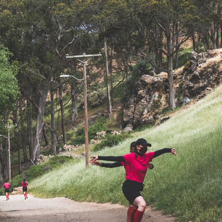 """An Afternoon Walk and Dance Through Glen Canyon Park: FACT/SF's """"Diffusion"""""""