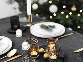 How to decorate the Christmas table?                  20 Fabulous ideas!