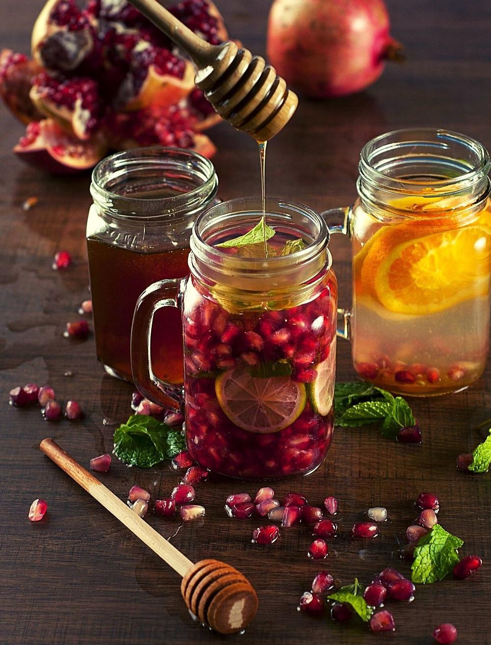 pomegranate-jar-marmalade-red-tasty-diy-easy