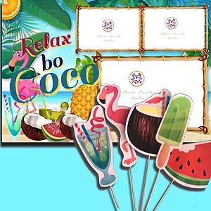 Arubabank 'Relax bo Coco'
