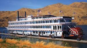 Columbia & Snake Rivers  Cruise