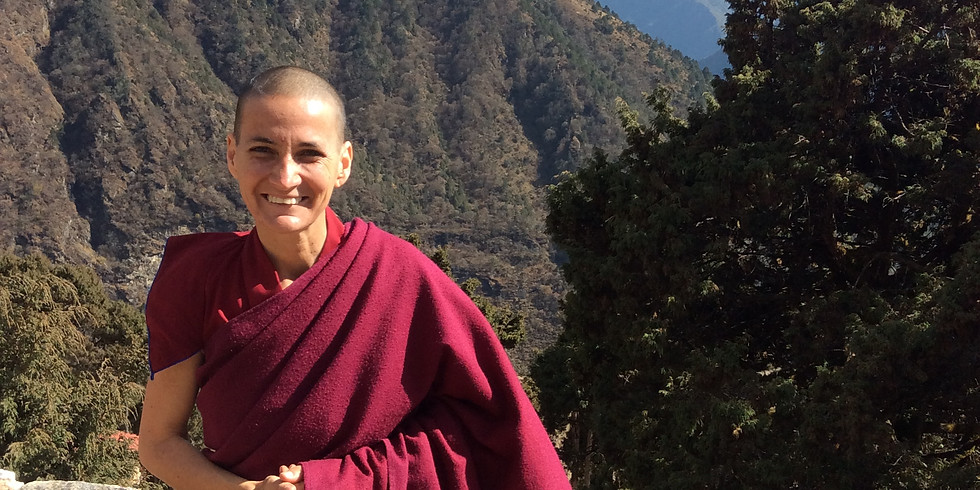 An introduction to Buddhist philosophy, psychology & meditation ~ Weekend Course
