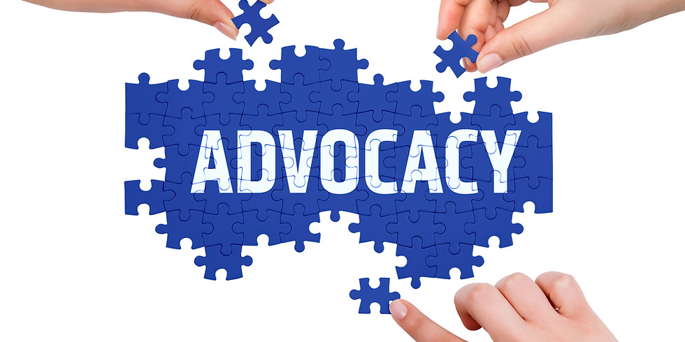 ADVOCACY| February Monthly Talk