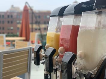 The Rooftop Bar Slushy Machine