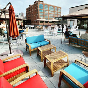 The Rooftop Bar