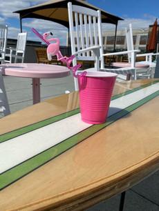 Pink Flamingo Slushy
