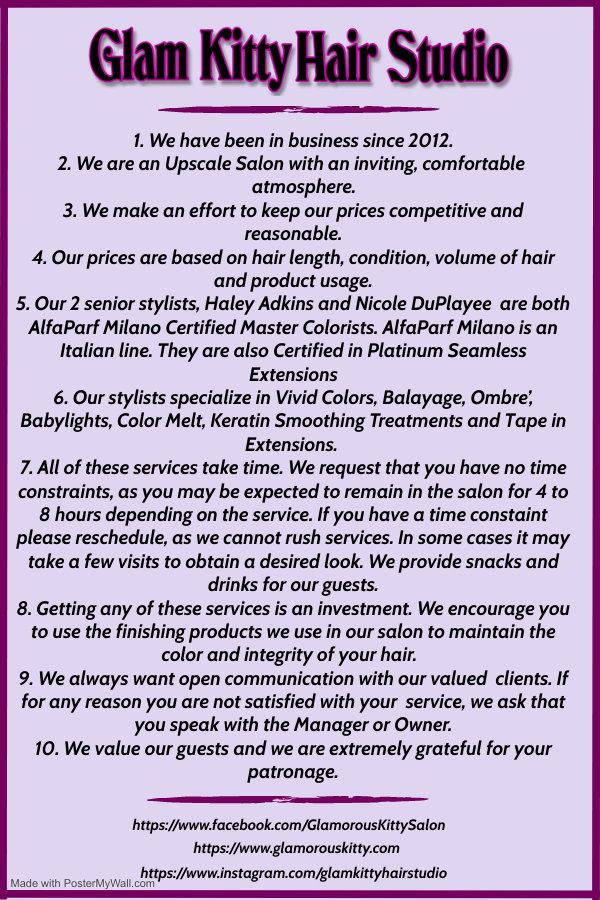 Copy of skin treatment beauty salon port