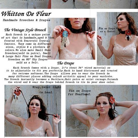 """How to""Whitton De Fleur Video"