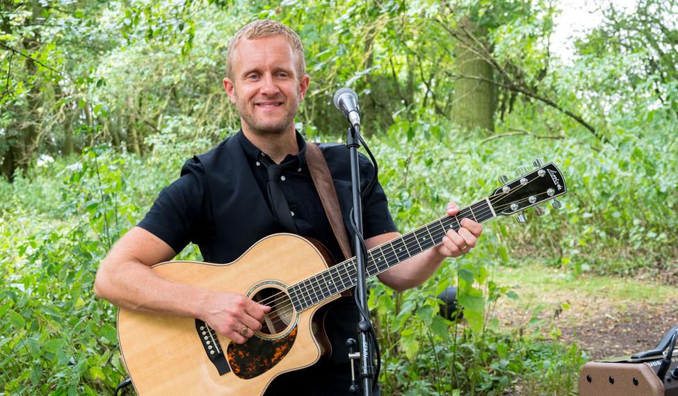 The Sam Lewis Music at Milling Barn Hertfordshire