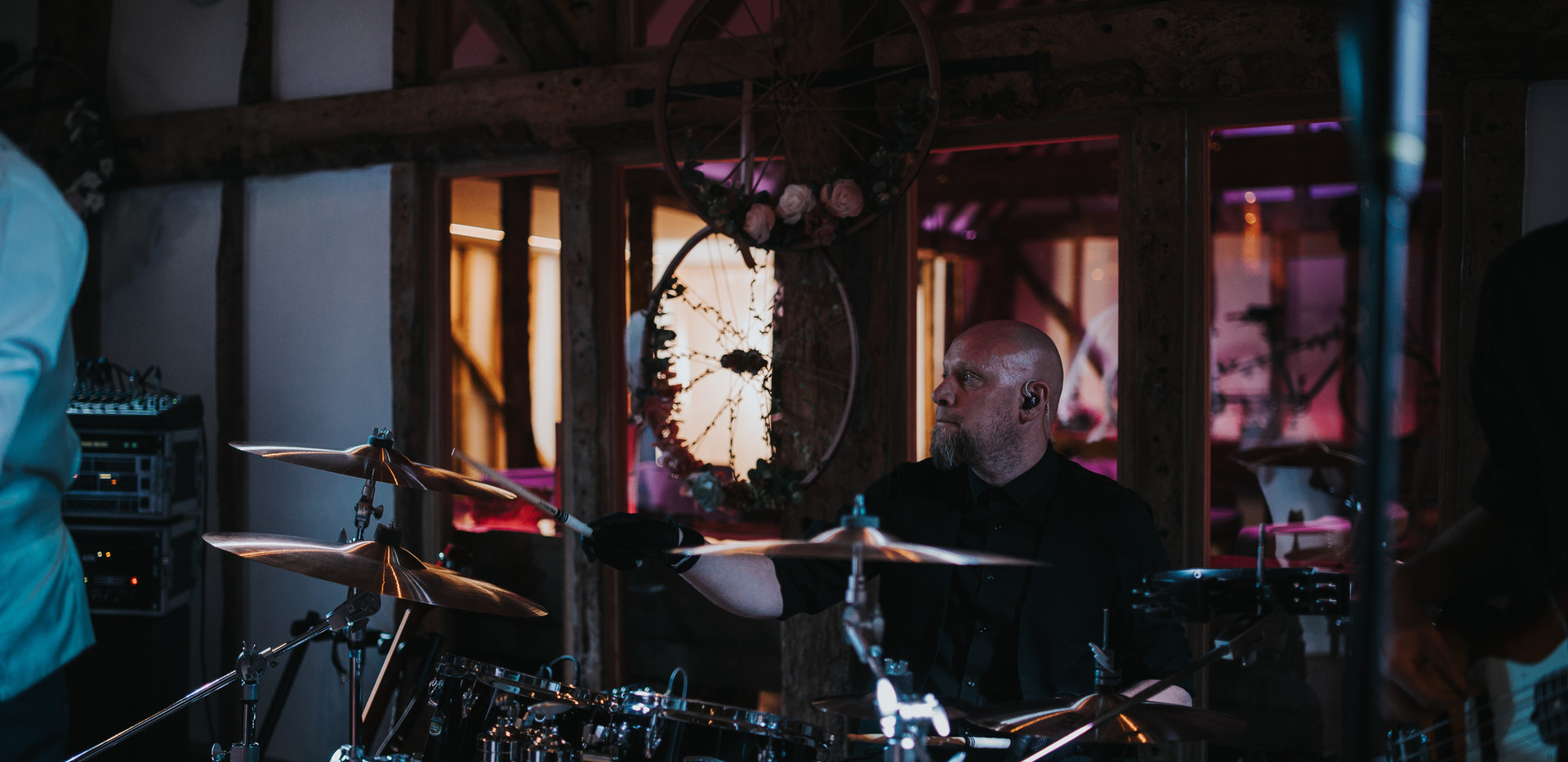 The Sam Lewis Band - South Farm - Tom Ha