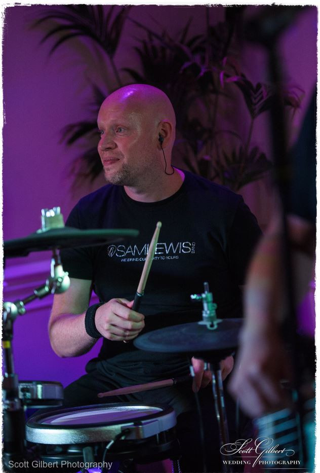 Matt Alan Drums - The Sam Lewis Band - S