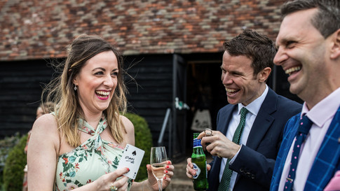 Danielle & Nicola - The Priory Barn