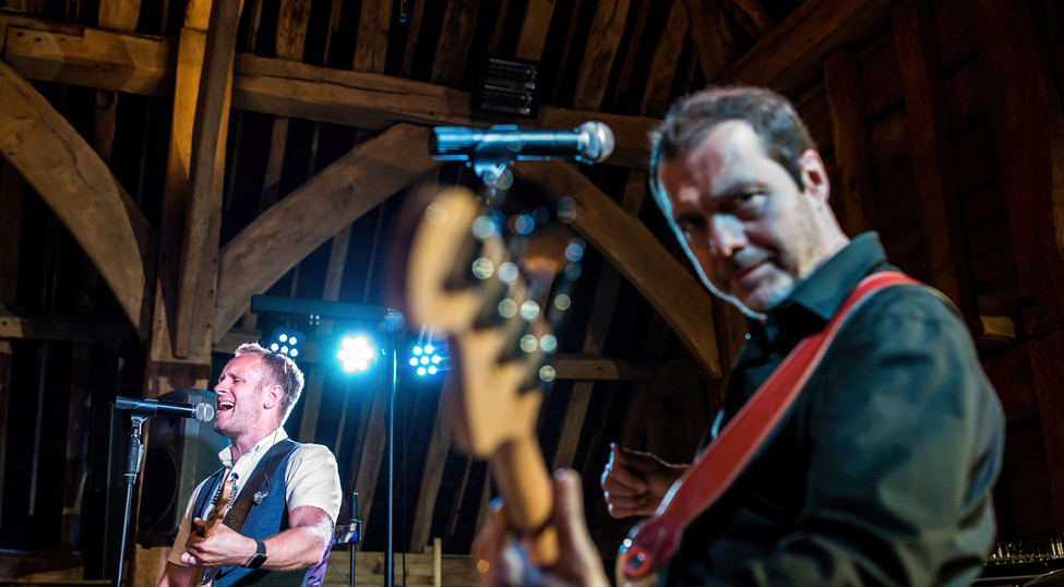 The Sam Lewis Band - The Priory - Rafe A