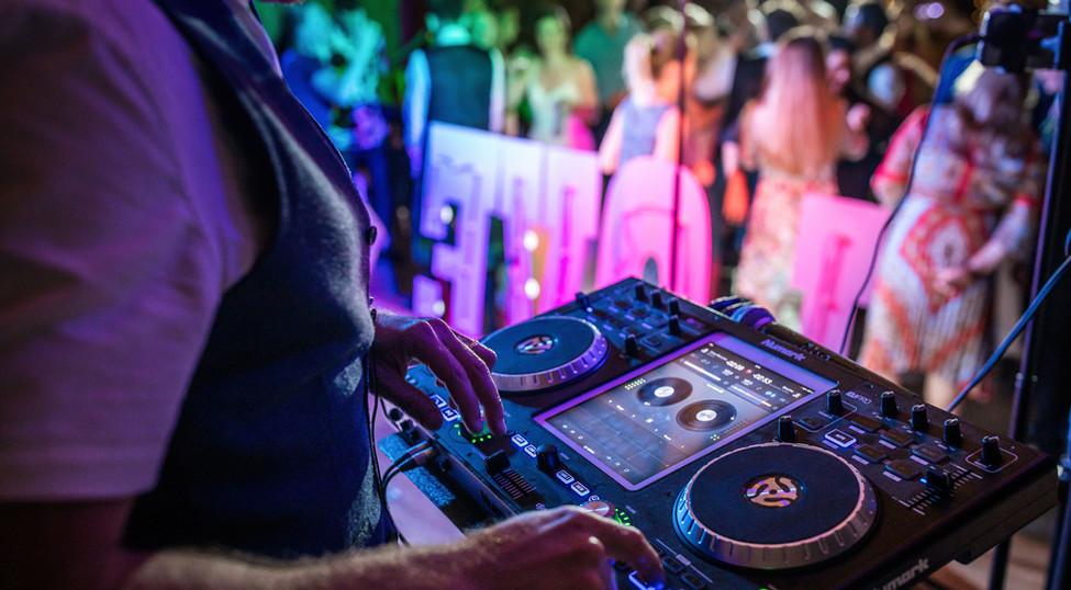 Sam Lewis DJ - The Priory - Rafe Abrook