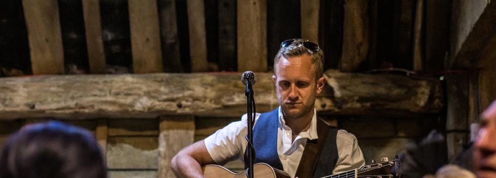 Sam Lewis Music - The Priory - Rafe A