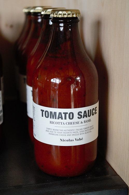 Tomato Sauce Ricotta, Cheese & Basil
