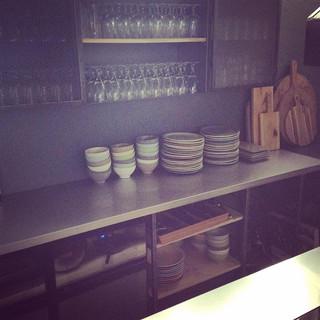 Küche Eventraum Wohnwerkstatt