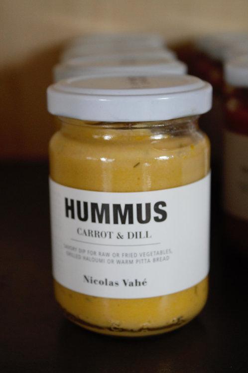 Hummus Carrot & Dill