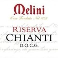 Melini Chianti Reserva DOCG (Tuscany, Italy)