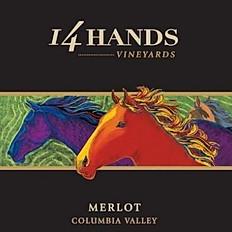 14 Hands Merlot (Washington State)