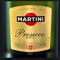 Martini & Rossi Prosecco (Veneto, Italy)