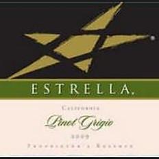 Estrella Pinot Grigio (California)