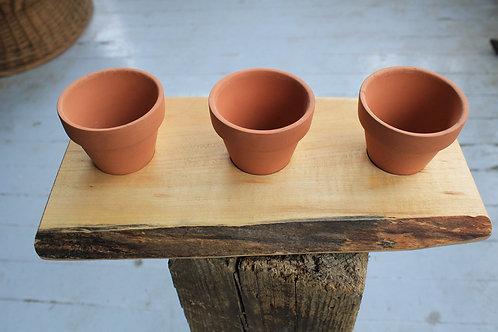 Planter - Wood Edge 3