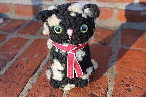 Cat- Black