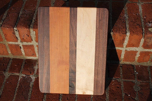Cutting Board- Alternating Three