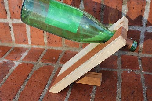 Wine Holder- Leaning