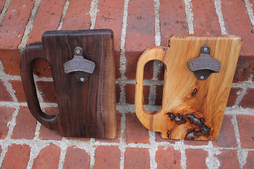 Wall Bottle Opener-Mug