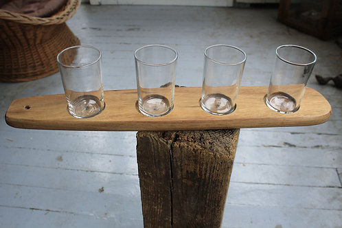 Beer Flight - Maple 4