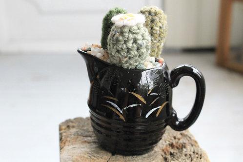 Cactus -Pour Over Pot