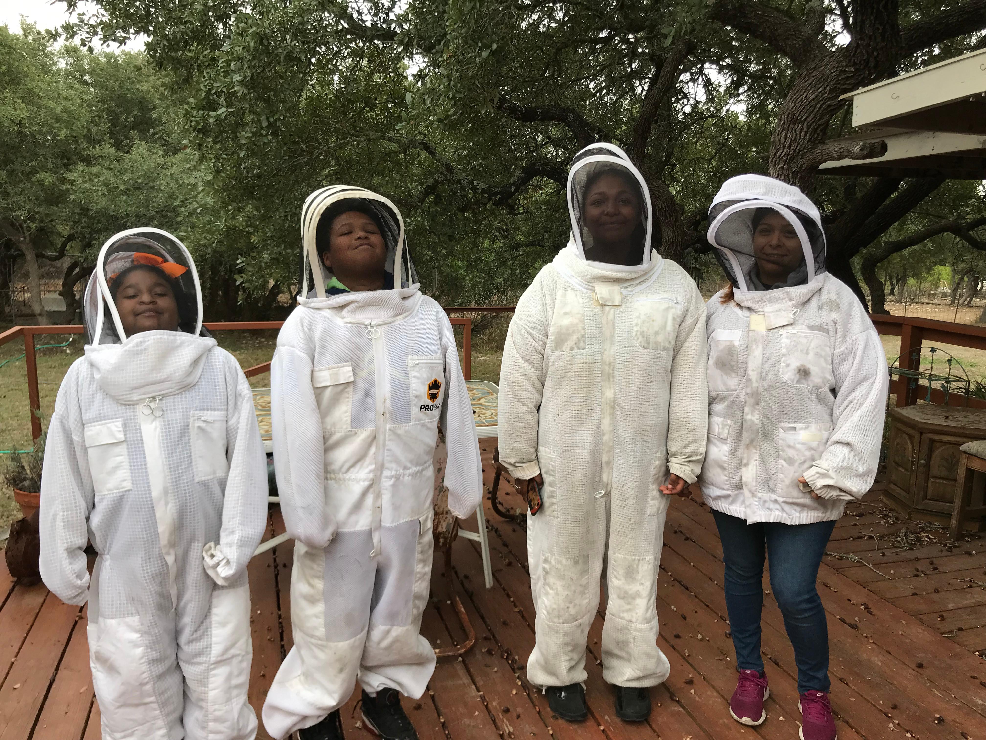 Kids Bee Camp
