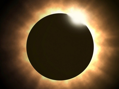 Symbolic Meaning of the Solar Eclipse