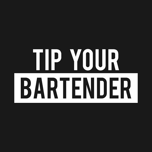 Tip Pool For All Beertenders