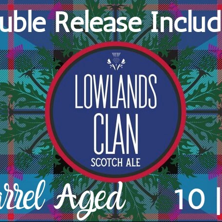 Lowlands Clan Double Release and Bottle Pre Sale