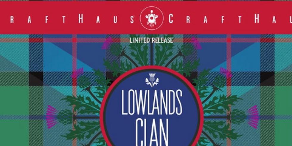 Lowlands Clan Barrel Aged Bottles