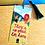 Thumbnail: Marca páginas holográfico -Dorothy