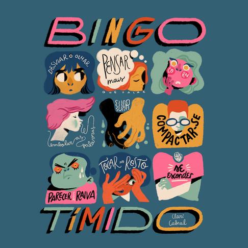 Bingo tímido