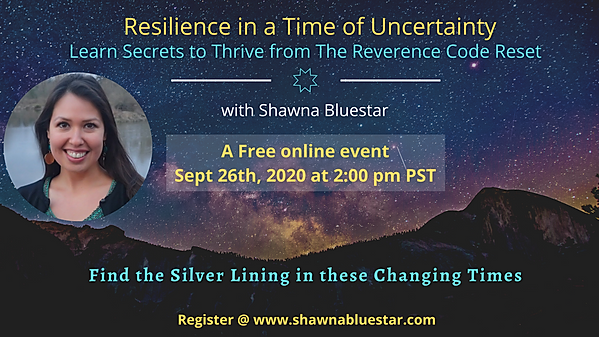 Secrets to Thrive-The Reverence Code eve