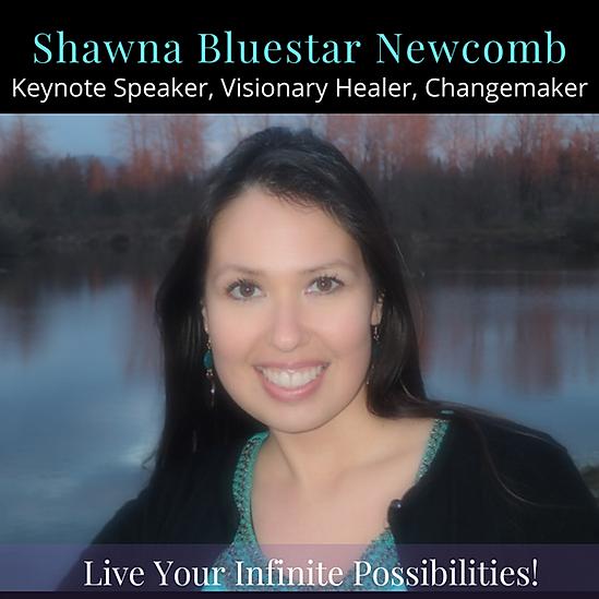 Shawna Bluestar Infinite Possibilities (