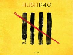 Rush R40 DVD