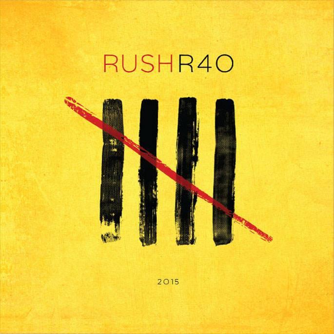 Rush R40 Live DVD
