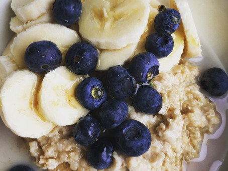 Simple Wholesome Oatmeal