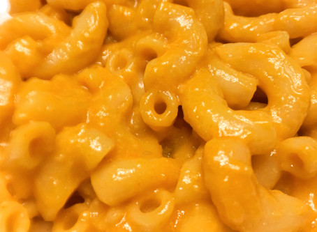"Mac & ""Cheese"""